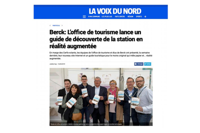 Article de presse Berck
